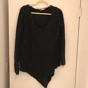 Urban outfitters long sleeve black size XS